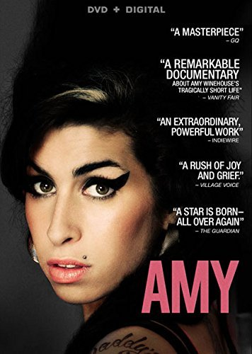 Amy Amy Winehouse DVD R