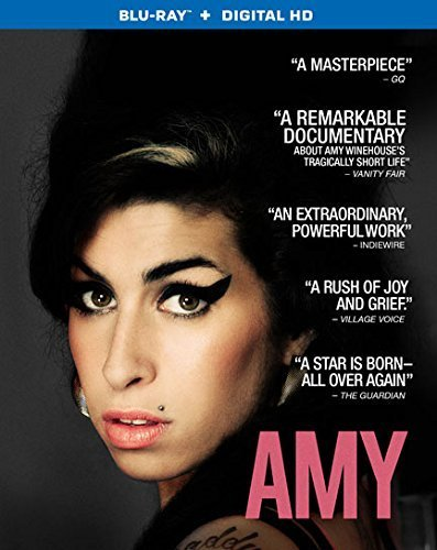 Amy Amy Winehouse Blu Ray R