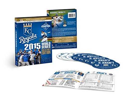 2015 World Series Collection DVD