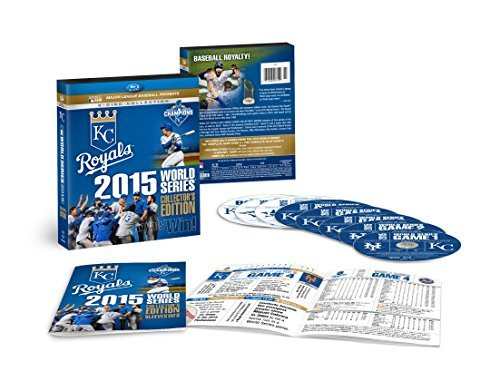 2015 World Series Collection Blu Ray