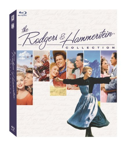 Rodgers & Hammerstein Collection Rodgers & Hammerstein Collection Blu Ray G