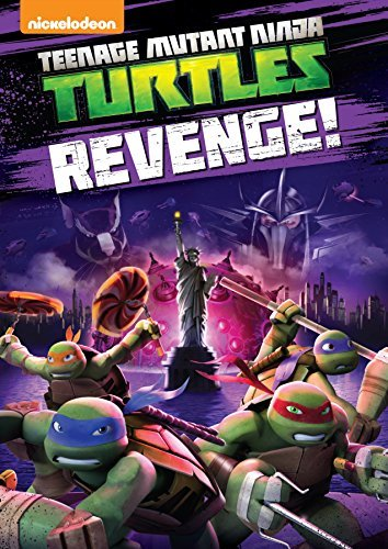 Teenage Mutant Ninja Turtles Revenge DVD Revenge