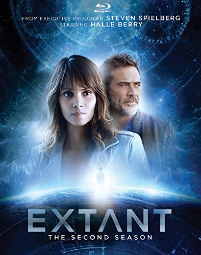 Extant Season 2 Blu Ray