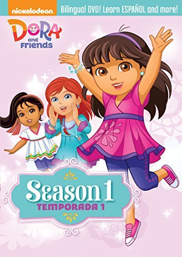 Dora & Friends Season 1 DVD