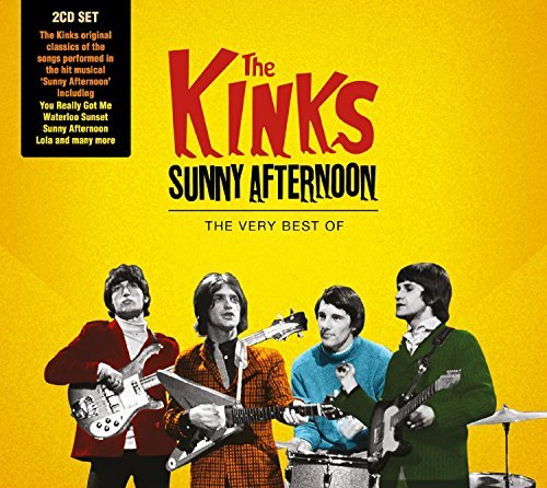 Kinks Sunny Afternoon The Very Best Import Gbr 2cd
