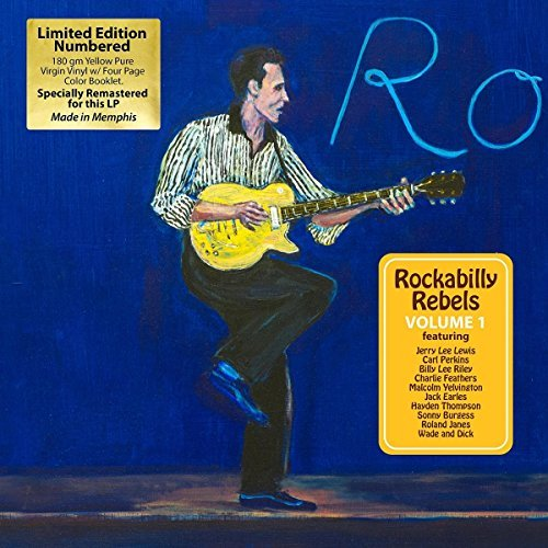 Various Artist Rockabilly Rebels 1