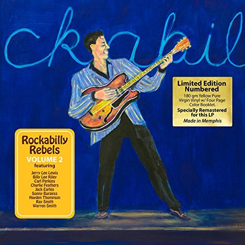 Various Artist Rockabilly Rebels 2
