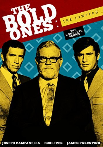 Bold Ones Lawyers The Complete Series DVD