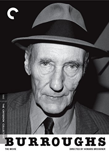 Burroughs The Movie William S. Burroughs DVD Nr Criterion