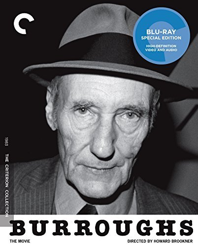 Burroughs The Movie William S. Burroughs Blu Ray Nr Criterion