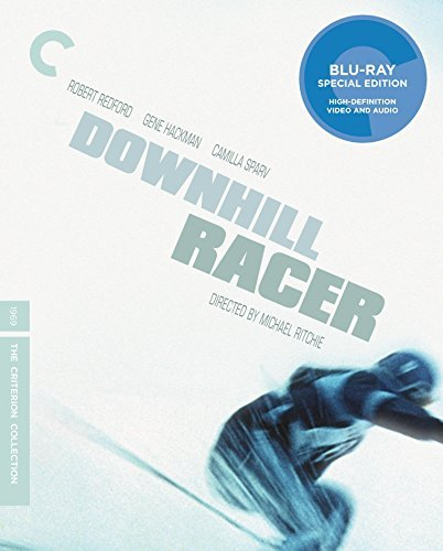 Downhill Racer Redford Hackman Blu Ray Pg Criterion