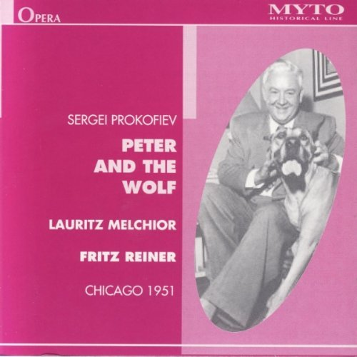 Prokofiev Wagner Melchior Peter & The Wolf