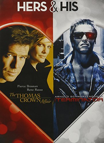 Thomas Crown Affair Terminator Double Feature DVD Nr Ws
