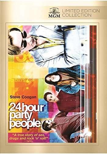 24 Hour Party People 24 Hour Party People DVD Mod This Item Is Made On Demand Could Take 2 3 Weeks For Delivery
