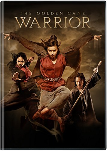 Golden Cane Warrior Golden Cane Warrior DVD Nr