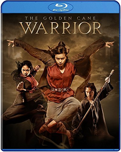 Golden Cane Warrior Golden Cane Warrior Blu Ray Nr