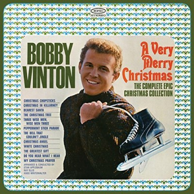 Bobby Vinton A Very Merry Christmas Comple