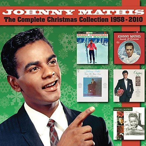 Johnny Mathis Complete Christmas Collection