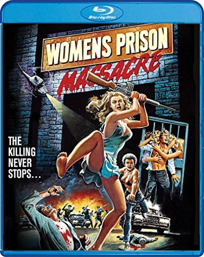 Women's Prison Massacre Gemser Tinti Blu Ray Nr