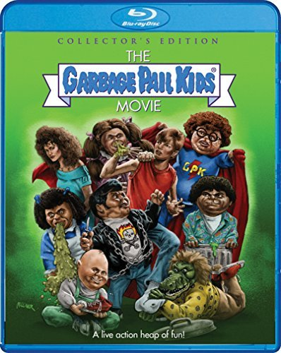 Garbage Pail Kids Garbage Pail Kids Blu Ray Pg
