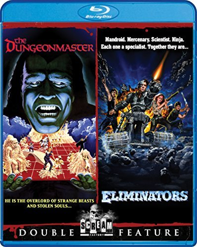 Dungeonmaster Eliminators Double Feature Blu Ray Nr