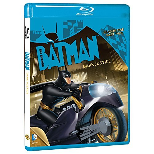 Beware The Batman Dark Justic Beware The Batman Dark Justic Blu Ray Mod This Item Is Made On Demand Could Take 2 3 Weeks For Delivery