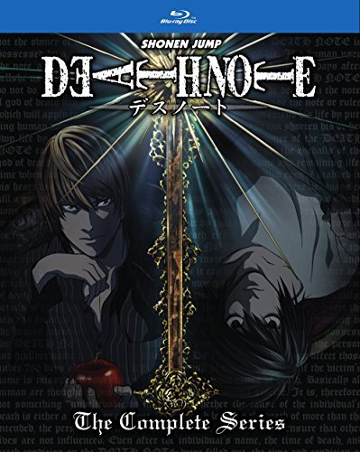Death Note Complete Series Blu Ray Standard Edition