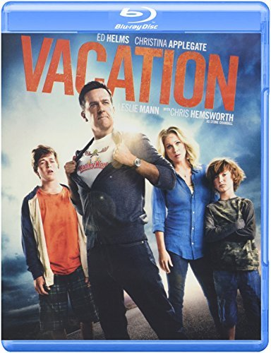 Vacation Helms Applegate Blu Ray DVD Dc R