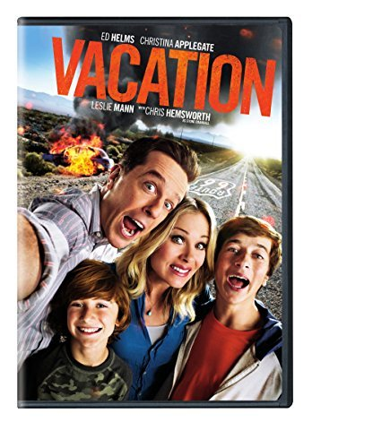 Vacation Helms Applegate DVD R