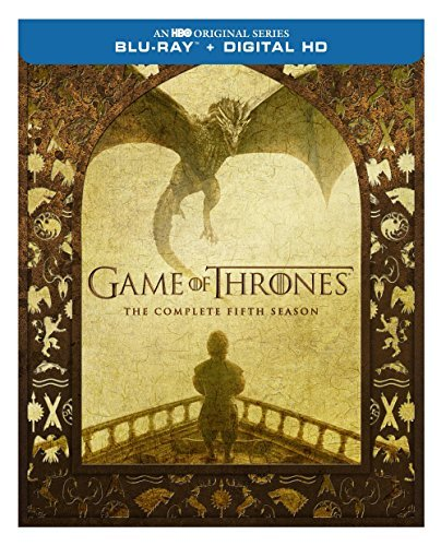 Game Of Thrones Season 5 Blu Ray