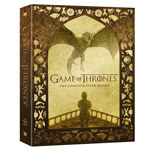 Game Of Thrones Season 5 DVD