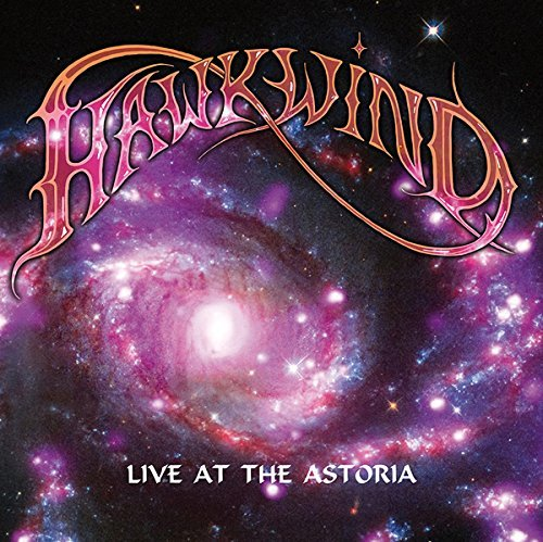 Hawkwind Live At The Astoria 2lp