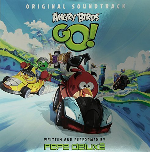 Angry Birds Go! Soundtrack Pepe Deluxe Lp