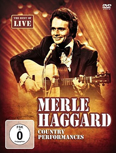 Merle Haggard Country Perfomances
