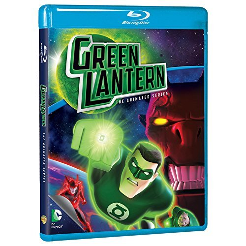 Green Lantern Animated Series Green Lantern Animated Series Made On Demand