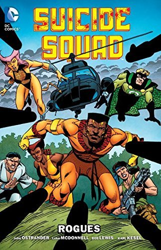 John Ostrander Suicide Squad Vol. 3 Rogues