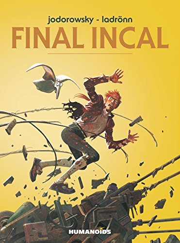 Alexandro Jodorowsky Final Incal