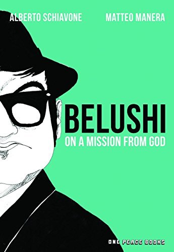 Alberto Schiavone Belushi On A Mission From God