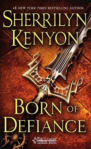 Sherrilyn Kenyon Born Of Defiance The League Nemesis Rising