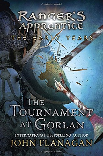 John Flanagan The Tournament At Gorlan