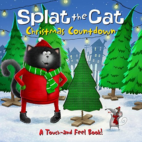 Rob Scotton Splat The Cat Christmas Countdown