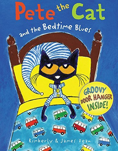 James Dean Pete The Cat And The Bedtime Blues