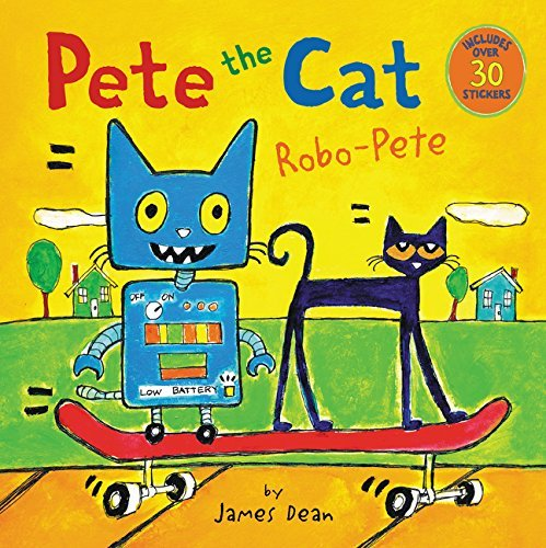 James Dean Pete The Cat Robo Pete