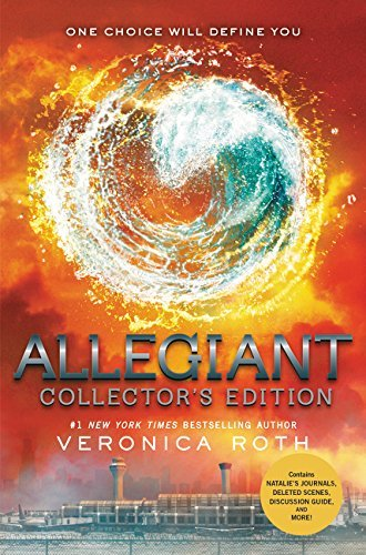 Veronica Roth Allegiant Collector's Edition