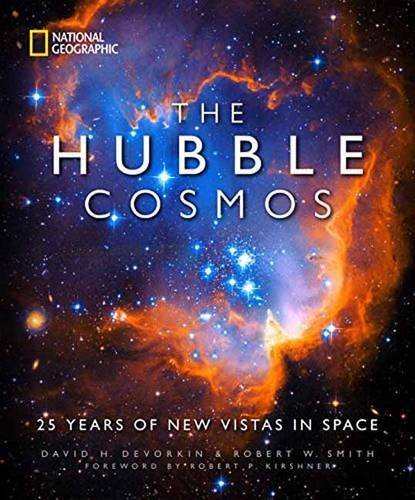 David Devorkin The Hubble Cosmos 25 Years Of New Vistas In Space