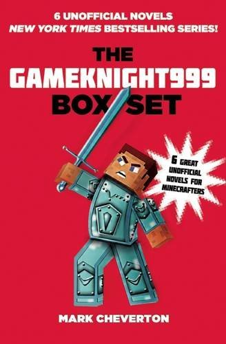 Mark Cheverton The Gameknight999 Box Set Six Unofficial Minecrafter's Adventures!