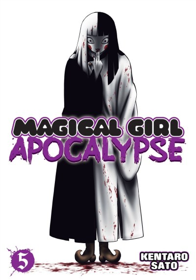 Kentaro Sato Magical Girl Apocalypse Volume 5