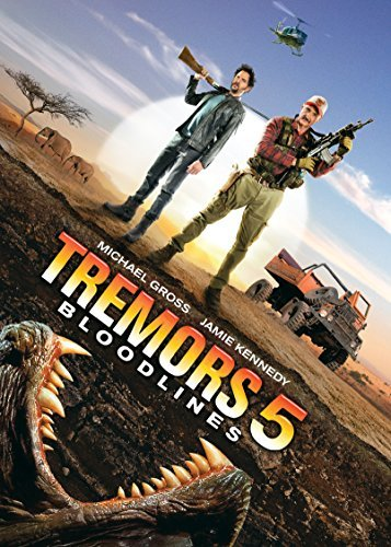 Tremors 5 Bloodlines Gross Kennedy DVD Pg13