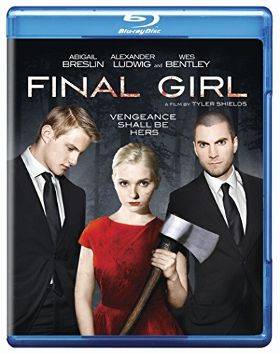 Final Girl Breslin Bentley Huffman Breslin Bentley Huffman