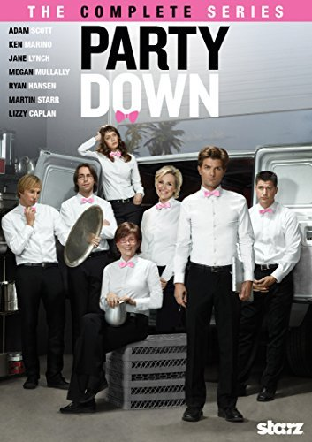 Party Down The Complete Series DVD